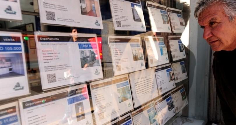 Alquileres: mientras se discute la nueva ley, la Justicia porteña falló en contra de las inmobiliarias